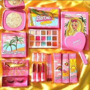Malibu Barbie x Colourpop full collection set